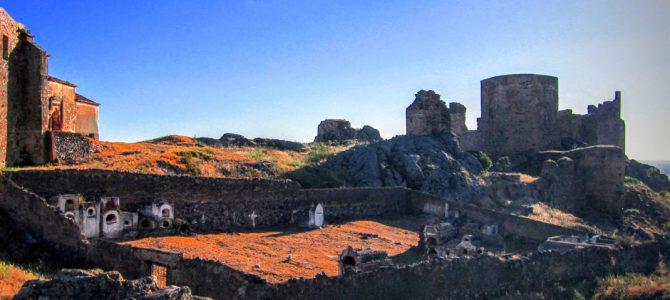 Castillo de Magacela.