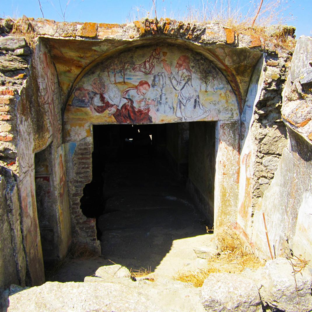 Ermita San Jorge Caceres
