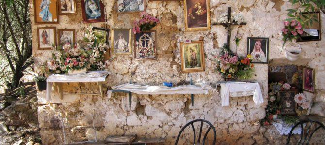 Ermita de la Encarnación (Arroyo de San Serván).