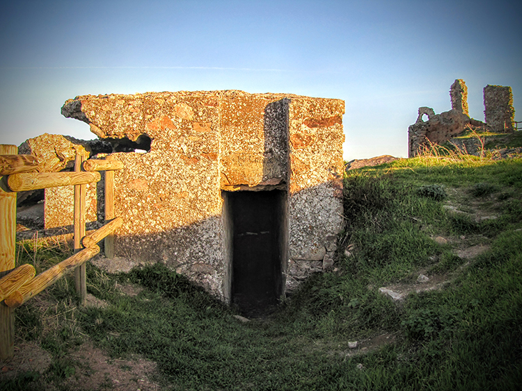 Castillo de Benquerencia de la Serena