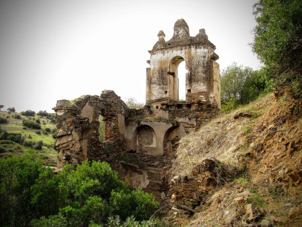 Convento Luz Moncarche Alconchel