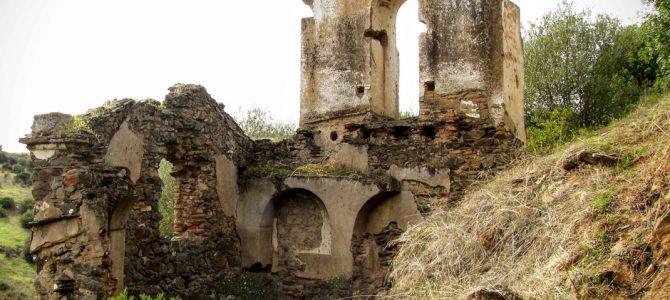 Convento de la Luz de Moncarche en Alconchel.