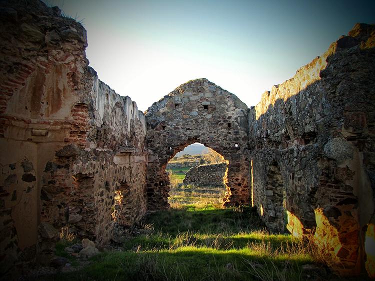 Ermita de Nuestra Señora de Altagracia en Higuera de la Serena