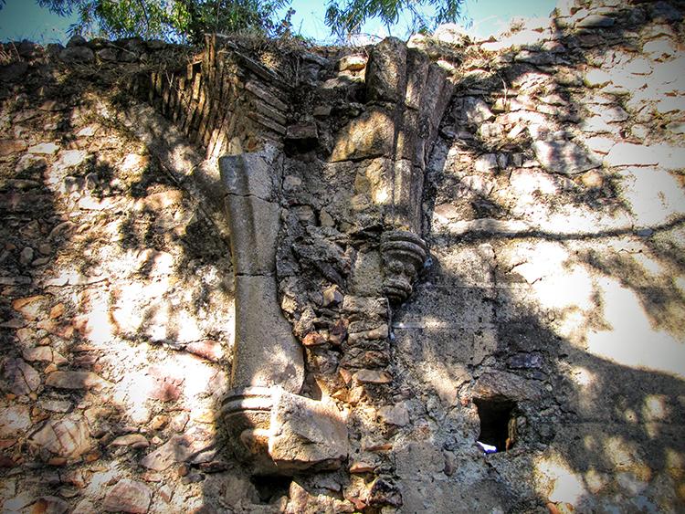 Convento de los frailes viejos en Alburquerque