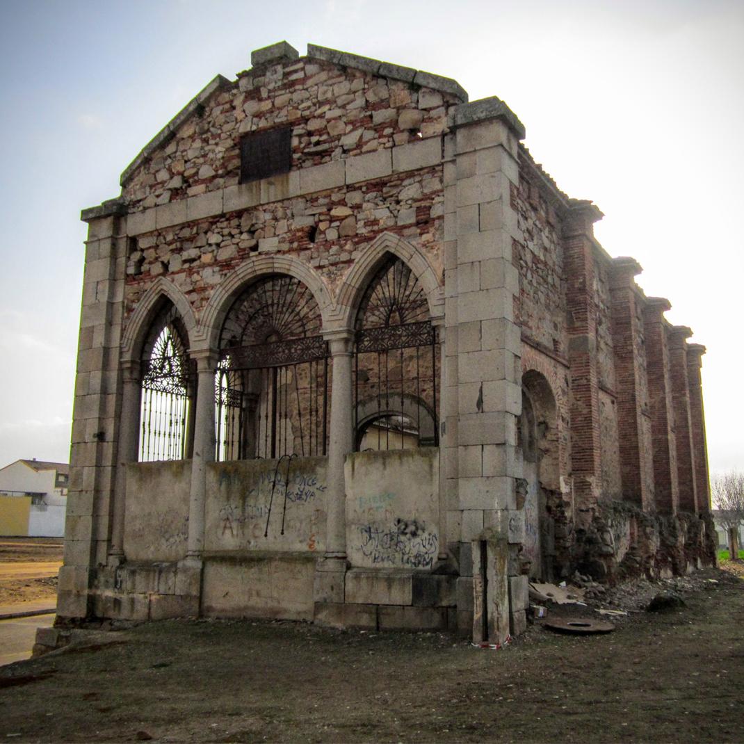 Capilla de Santa Isabel en Villanueva de la Serena