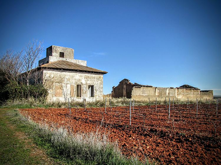 Aeródromo Militar en Calzadilla de los Barros
