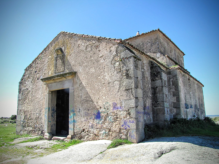Ermita de Santa Ana en Trujillo