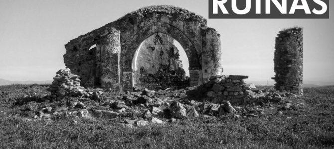 Presentación Arte en Ruinas en Almendralejo