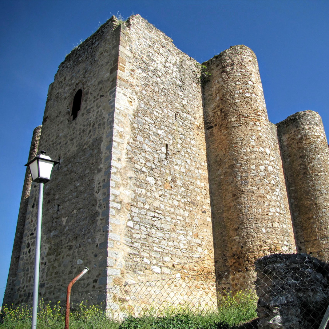 Castillo Villagarcía de la torre