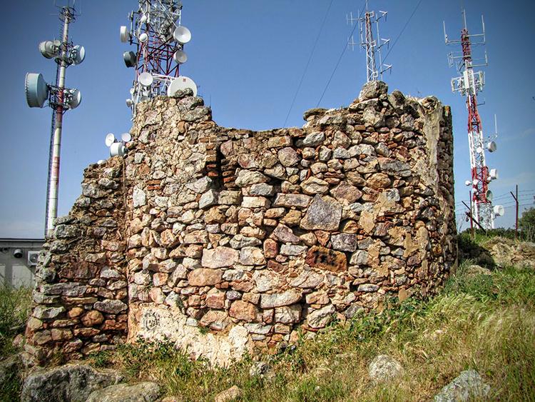 Ermita de Los Mártires en Arroyo de San Serván