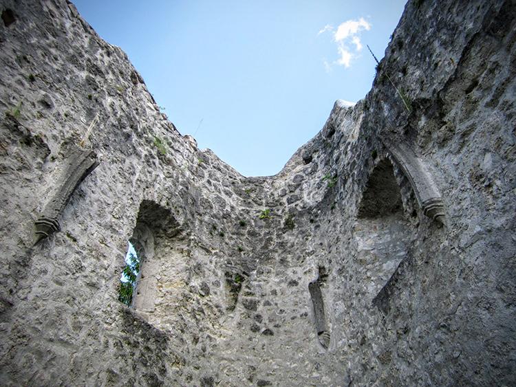 Castillo de Samobor (Croacia)