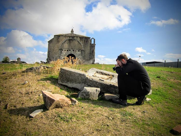 Cinco consejos para visitar lugares en ruinas este verano