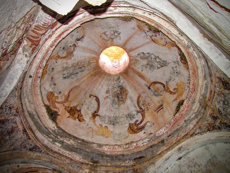Convento de la Madre de Dios en Valverde de Leganés