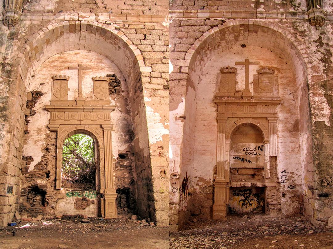 Convento de San Antonio de Padua en Garrovillas de Alconetar