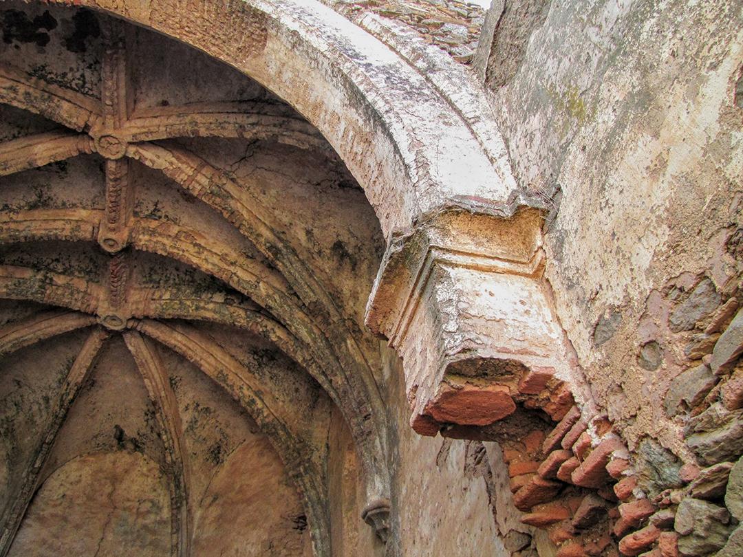 Ermita de San Pedro en La Parra