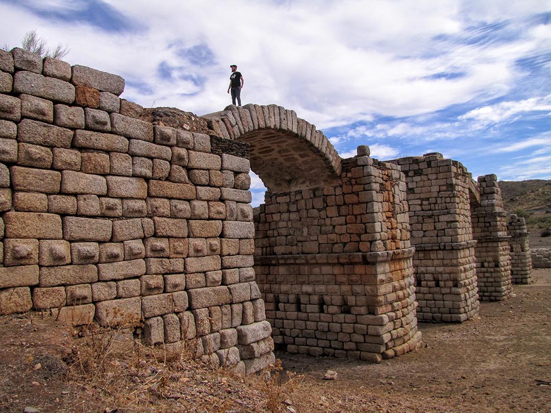 Puente romano de Alconetar