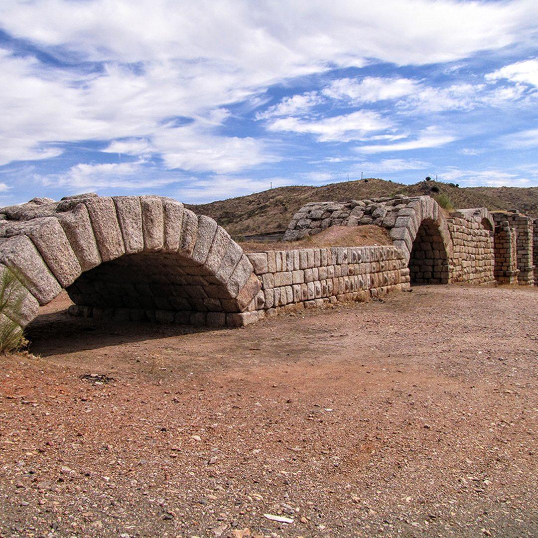 Puente romano de Alconetar dsk
