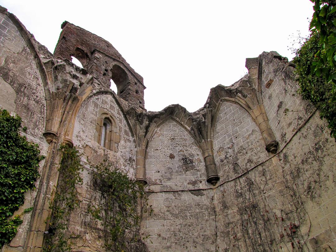 Convento de La Coria en Trujillo