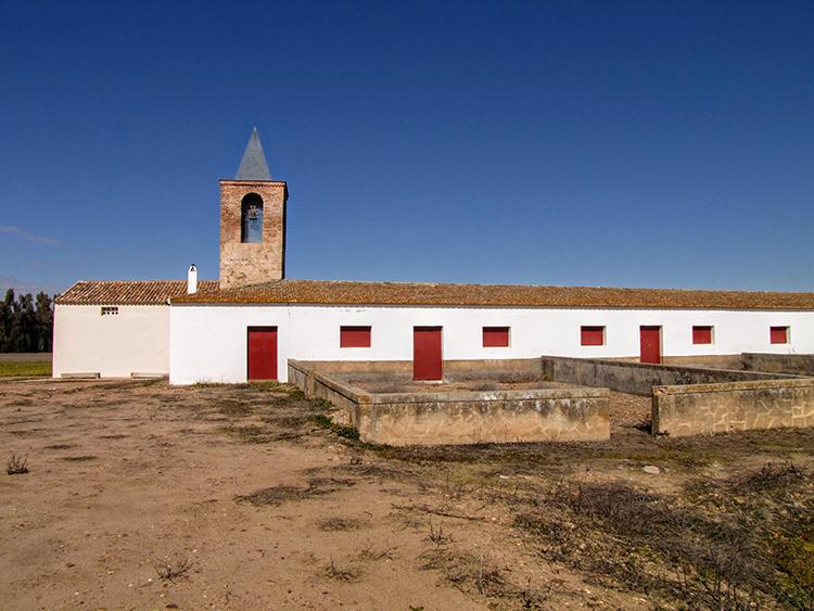 Iglesia de San benito en Don Llorente - Don Benito