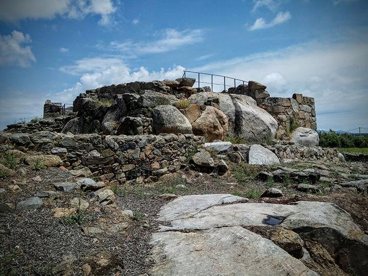 Yacimiento arqueológico de Hijovejo