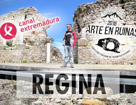 Os invitamos a conocer Regina en Canal Extremadura