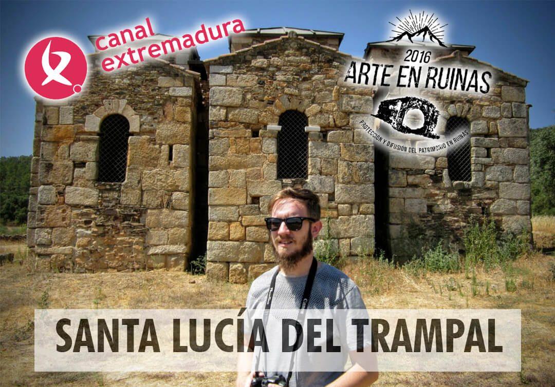 Viajamos a Sta. Lucía del Trampal con Canal Extremadura