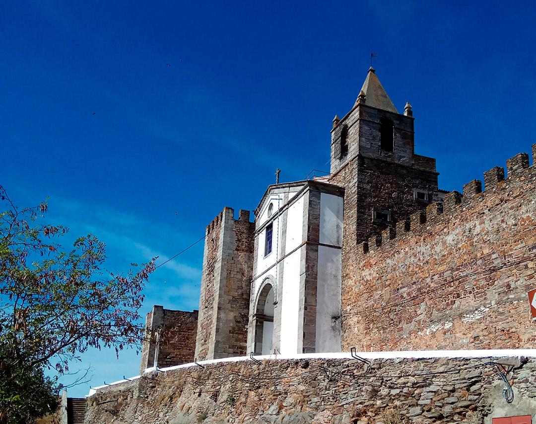 Castillo de Mourão (Portugal)
