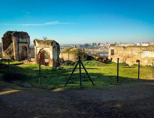 Ermitas del Rosario y de la Consolación en Badajoz
